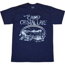 Friday The 13th Camp Crystal Lake T-Shirt
