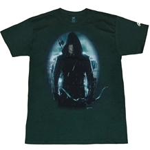 Green Arrow TV Show T-Shirt