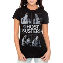 Ghostbusters Group Photo Junior Women's T-Shirt