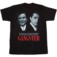 Goodfellas As Far Back As I T-Shirt