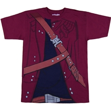 Guardians Of The Galaxy I Am Star Lord Costume T-Shirt