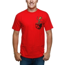 Guardians of the Galaxy Pocket Groot T-Shirt