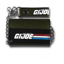 GI Joe Chain Wallet