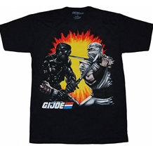 GI Joe Samurai Joes T-Shirt