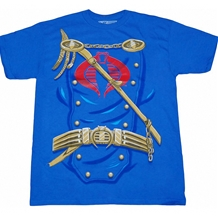 GI Joe Cobra Commander Suit  T-Shirt