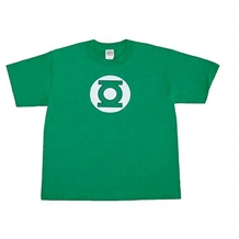 Green Lantern Logo Youth Kids T-Shirt