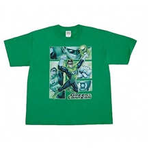 Green Lantern Panels Juvy T-Shirt