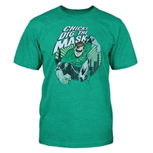 Green Lantern Masked Man T-Shirt