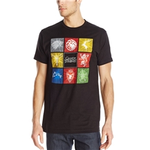 Game of Thrones Sigil Clockwise T-Shirt