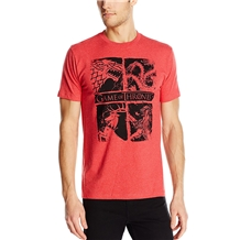 Game of Thrones House Sigil Box T-Shirt