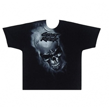 Ghost Rider Western Hero Adult T-Shirt