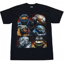 Halo Noble Team Boxed T-Shirt