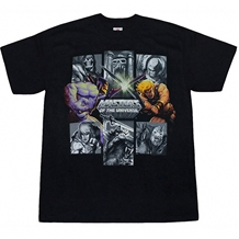 Skeletor vs He-Man T-Shirt