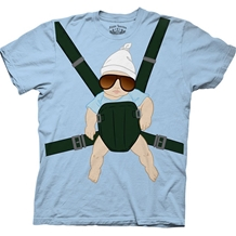 The Hangover Baby Carrier T-Shirt