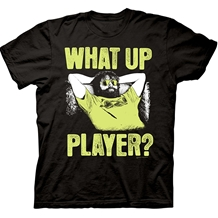 Hangover 3 What Up Player T-Shirt