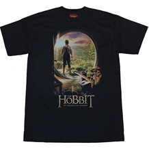 The Hobbit: Unexpected Journey Hobbit Door T-Shirt