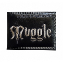 Harry Potter Muggle Bifold Wallet