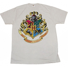 Harry Potter Hogwarts Crest T-Shirt