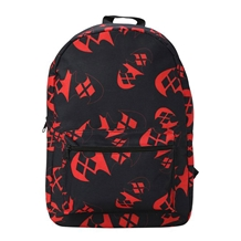 Harley Quinn Logo All Over Backpack