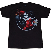 Harley Quinn The Bomb T-Shirt