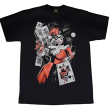 Harley Quinn Smoking Gun T-Shirt