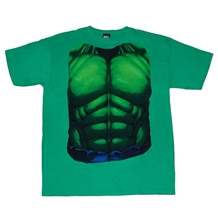 Incredible Hulk Smash Costume Juvy T-Shirt