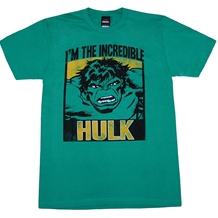 Incredible Hulk Rage Block T-Shirt