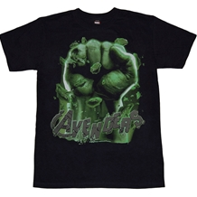 Incredible Hulk Fist AvengersT-Shirt