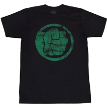 Marvel Incredible Hulk Fist Bump T-shirt
