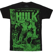 Incredible Hulk Monster Unleashed T-Shirt