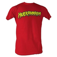Hulkamania Red T-Shirt