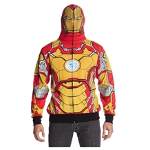 Iron Man Mark 42 Costume Hoodie