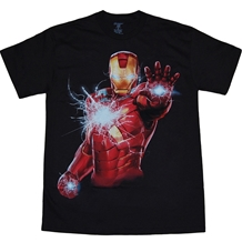 Iron Man Shock Wave T-shirt