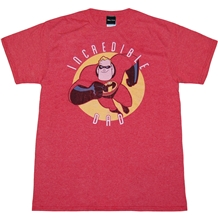 The Incredibles Incredible Dad T-Shirt