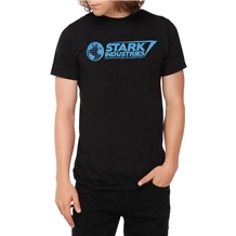 Marvel Comics Iron Man Stark Industries T-Shirt