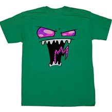Invader Zim Big Face T-Shirt