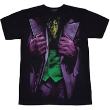 Dark Knight Joker Costume T-Shirt