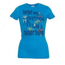 Forget My Boyfriend Junior Tee
