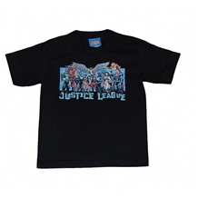 Justice League Lineup Kids T-Shirt