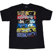 Kingdom Hearts Horizon T-Shirts