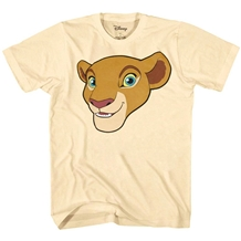 Disney Lion King Nala Face Big Smile T-Shirt