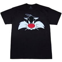 Looney Tunes Sylvester The Cat T-Shirt | AnimationShops.com