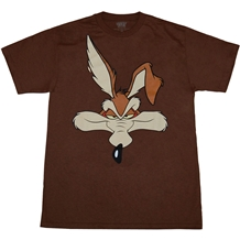 Looney Tunes Wile E. Coyote T-Shirt | AnimationShops.com