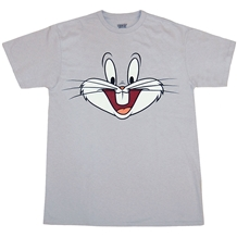 Looney Tunes Bugs Bunny Face T-Shirt