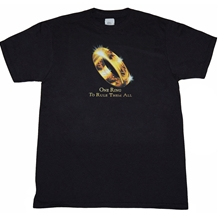 Lord Of The Rings: One Ring T-Shirt