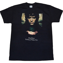 Lord Of The Rings:Frodo One Ring T-Shirt