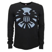 S.H.I.E.L.D Logo Thermal Shirt