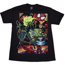 Marvel Comics Verticraze T-Shirt