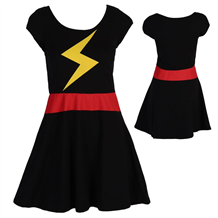 Ms. Marvel Women's Skater Dress