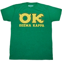 Monsters Inc Oozma Kappa Mens T-Shirt